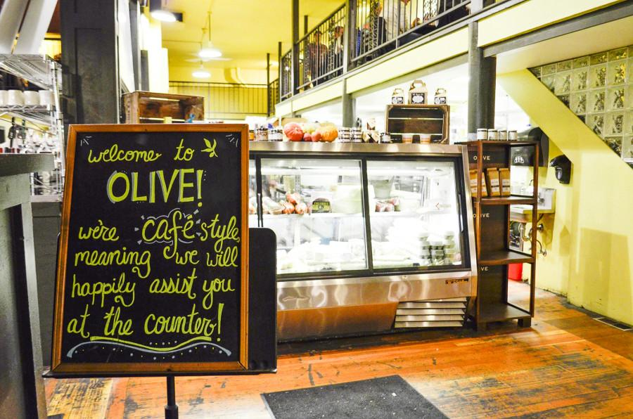 Olive prepares for holidays with cooking classes