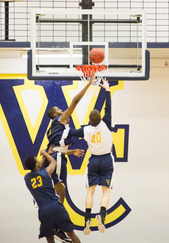 High hopes for men's basketball as conference play approaches