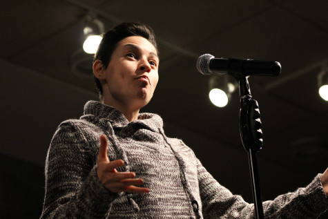 Sister Outsider inspires at coffeehouse