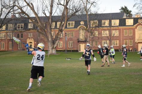 New additions step up for injury-plagued men's lax