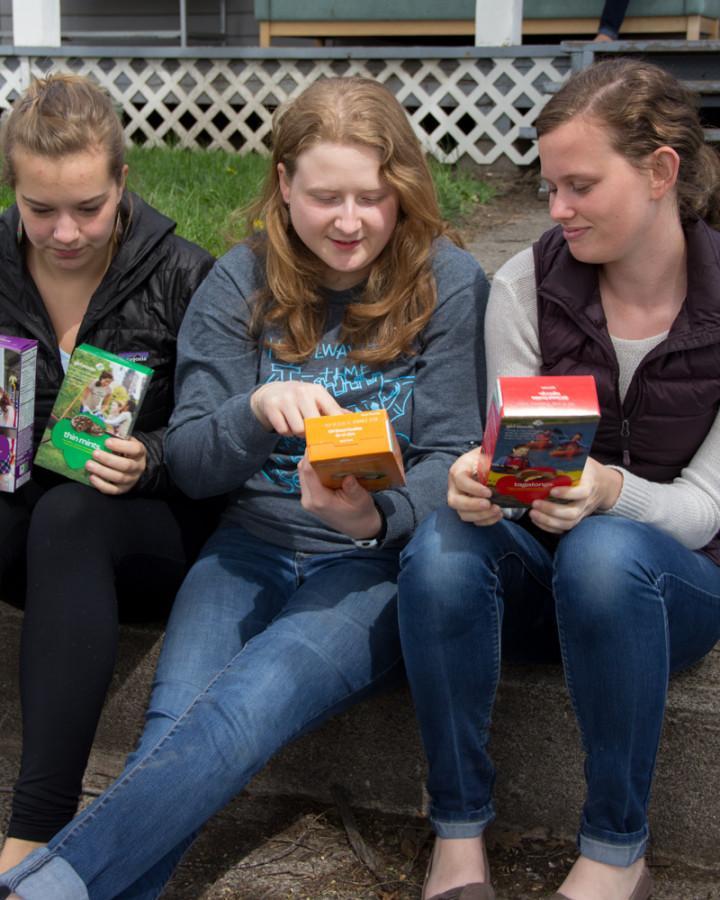 Juniors lead local Girl Scouts troop
