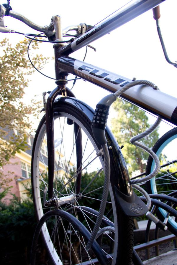 Record Bike Thefts Plague Campus
