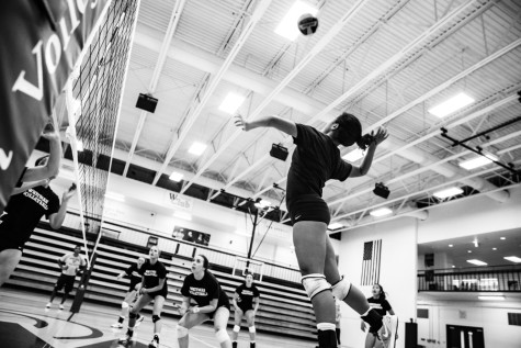 Whitman Volleyball Looks for a New Beginning in 2015