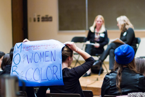 SEC, Women in Leadership Panelists Respond to Protest