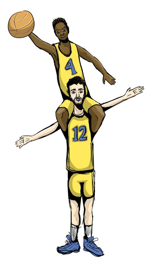 Annual tradition kicks of mens basketball