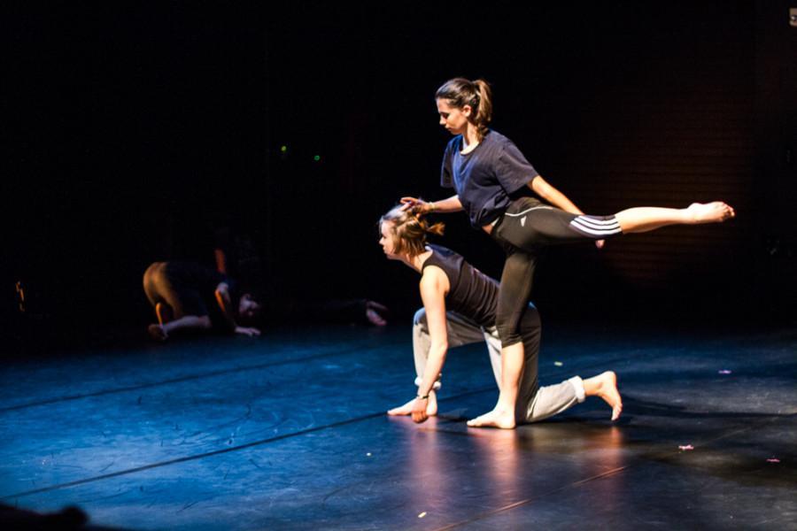 Go On dance recital invites collaboration between guest artist, instructors, students