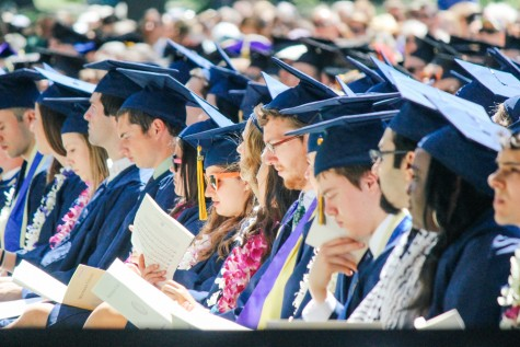 Required Attendance at Commencement Creates Conflicts for Seniors