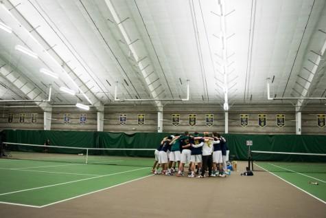 Men's Tennis Continues Dominance