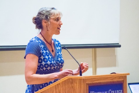 Former Astronaut, Alumna Returns to Whitman College