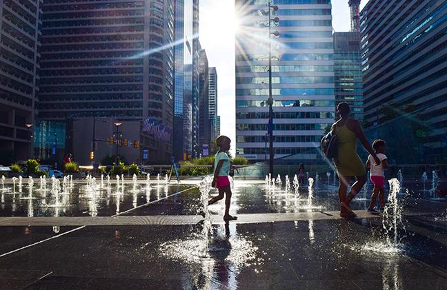 DNC Convention Spotlights Philadelphia Inequalities