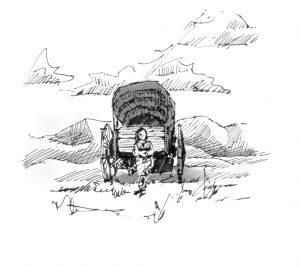 Illustration by Eric Rannestad