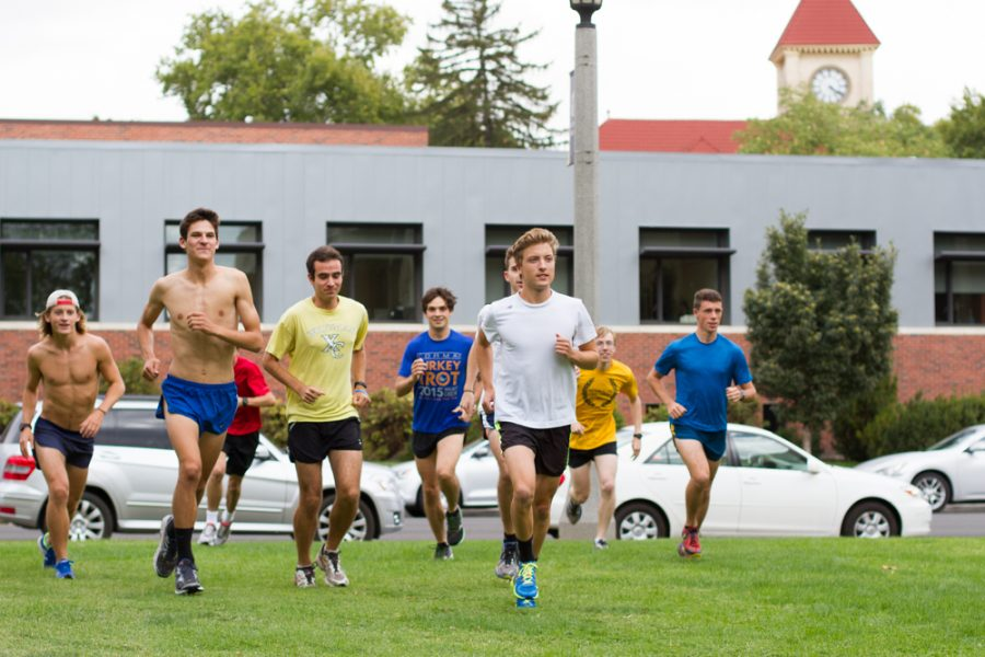 In It for the Long Run: Cross Country Builds toward Conference