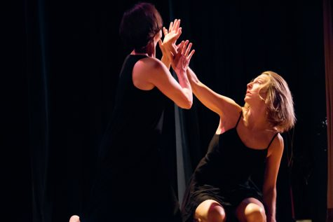 "Community College ""Poetry and Dance Project"" translates art to new forms"