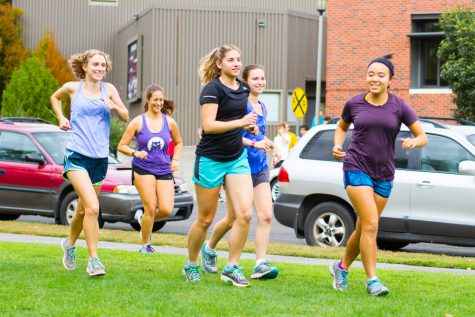 Cross Country Reaches the Finish Line, Eyes Next Year