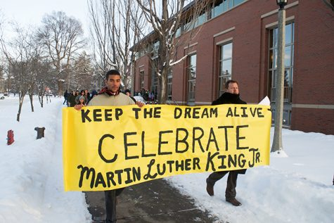 Martin Luther King Jr. March Acts as Outlet for Community Activism