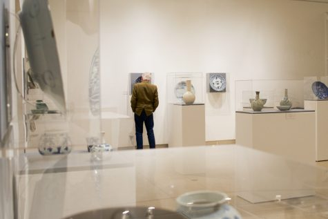 """Collected Life of Ikune Sawada"" ceramic collection comes to Sheehan Gallery"
