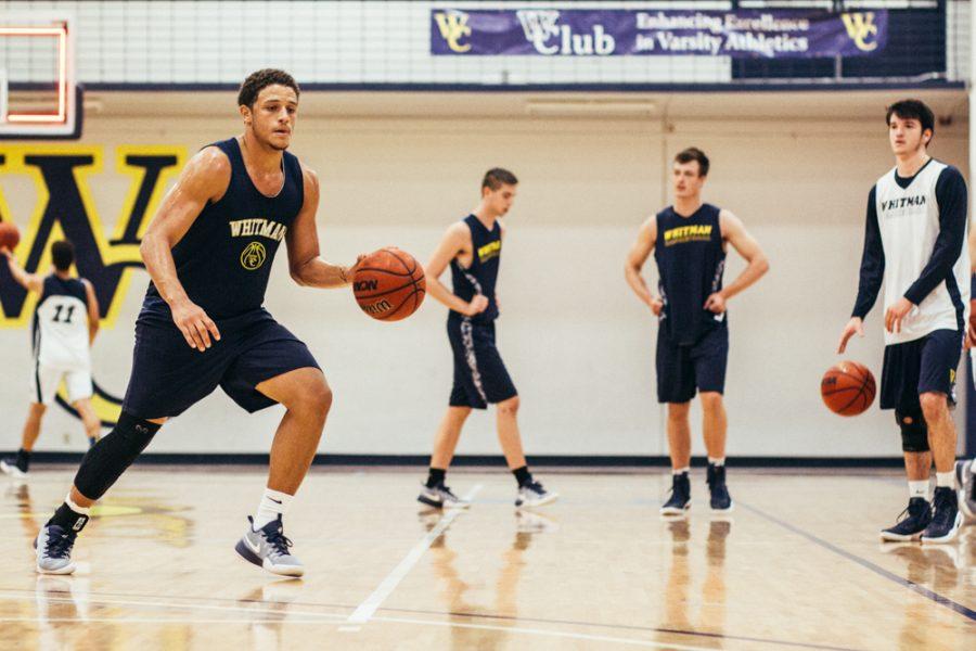 Whitman Basketball Keeps Rising