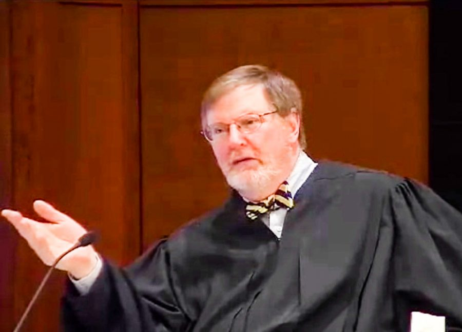 Federal Judge who blocked Trump's immigration ban a Whitman alum
