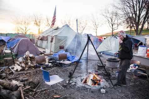 Getting off the road: residents of the Walla Walla homeless encampment spread positivity