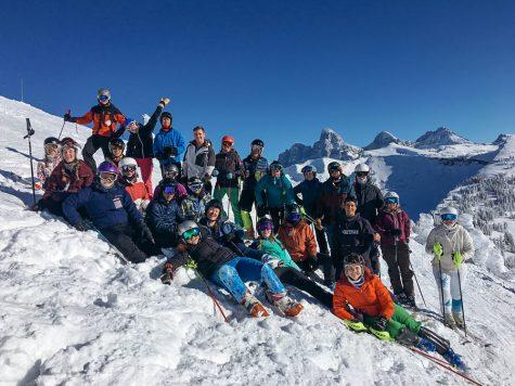 Alpine skiing season in full swing