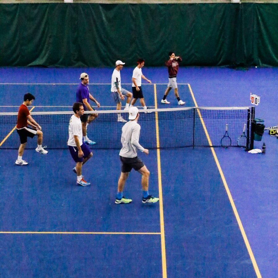 Whitman Tennis Starting Off Hot
