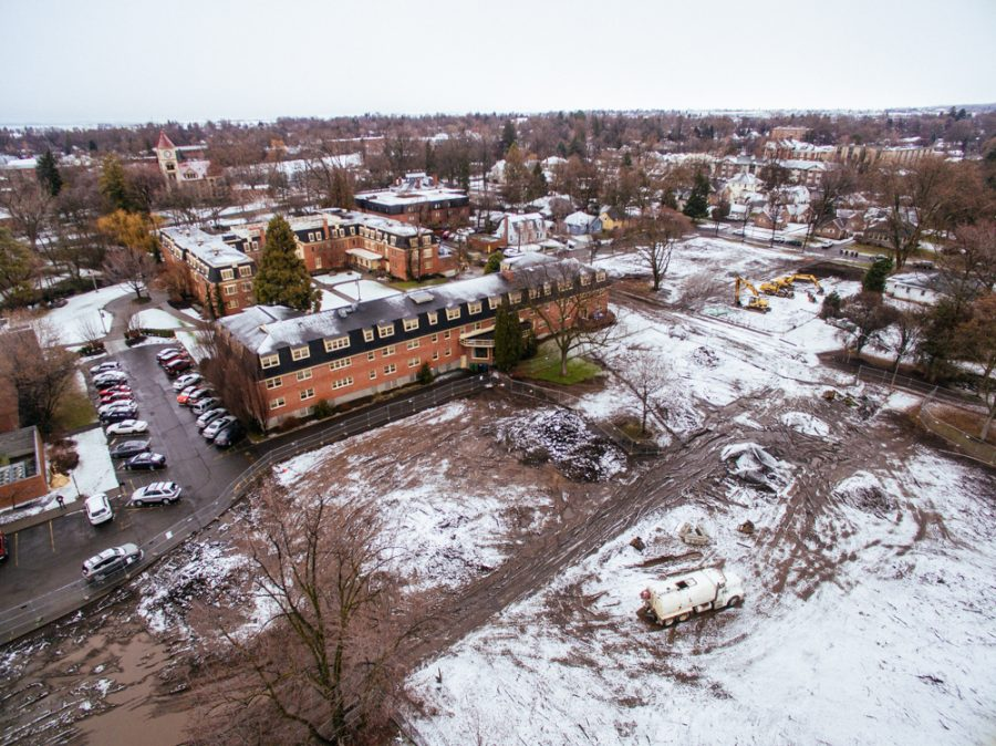 Residence Hall Construction: Cleveland Dining Hall Delayed by Local Dispute
