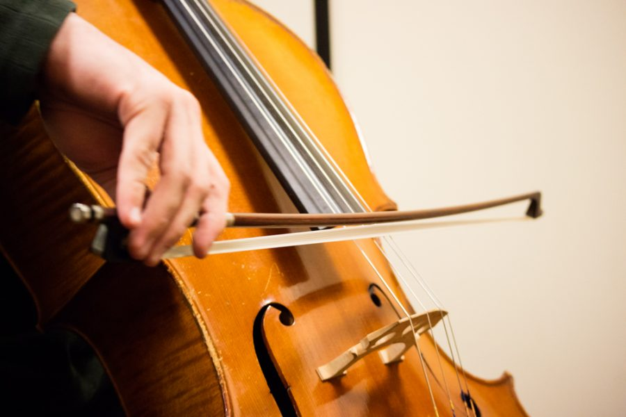 Artist Spotlight: Robby Brothers, student cellist