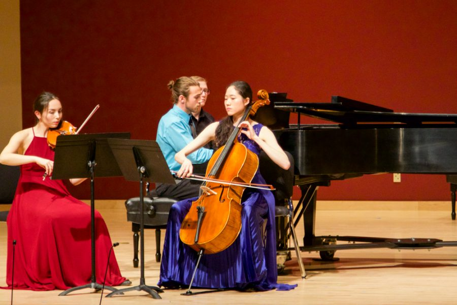 Adastra Piano Trio Tackles Ambitious, High-Level Works