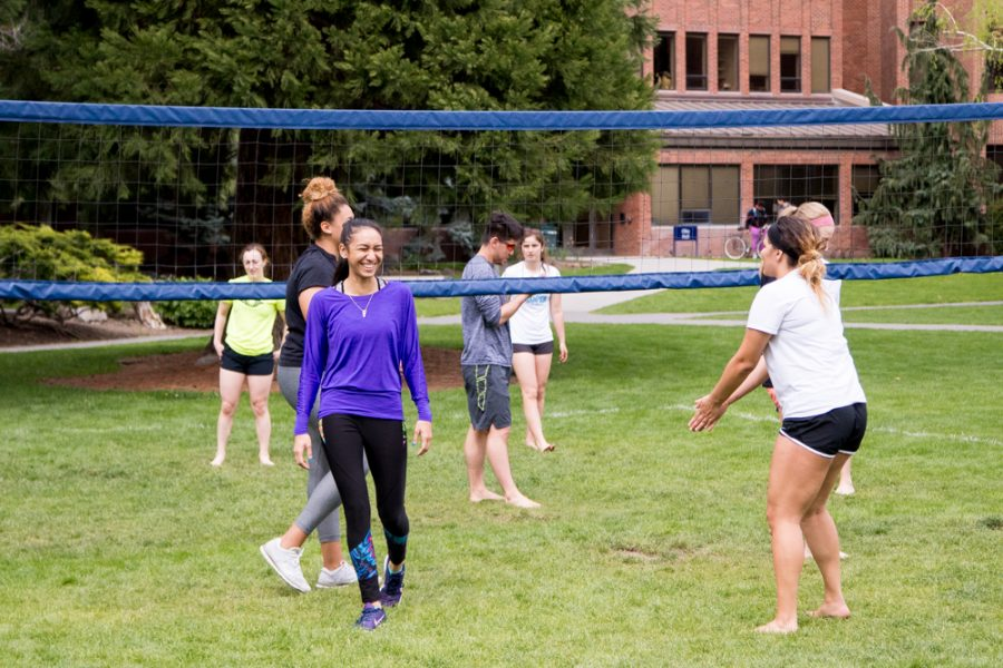 The Competitive Community of Intramural Sports