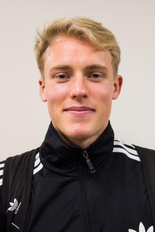 Gareth Jones, sophomore: