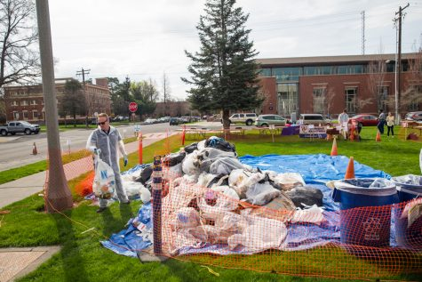 Mt. Trashmore highlights Whitman recycling woes