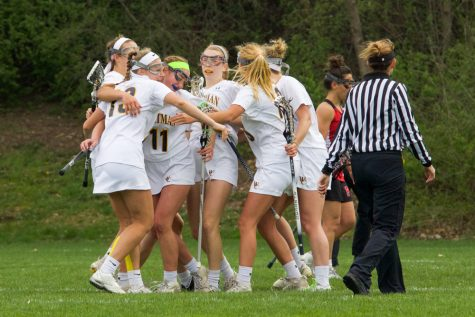 Scooping up Talent: Varsity Lax Finds Success in Third Year