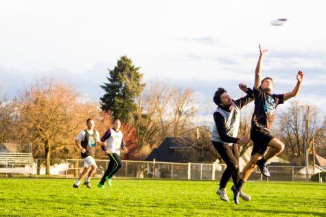 OnionFest Showcases Fun Frisbee Spirit