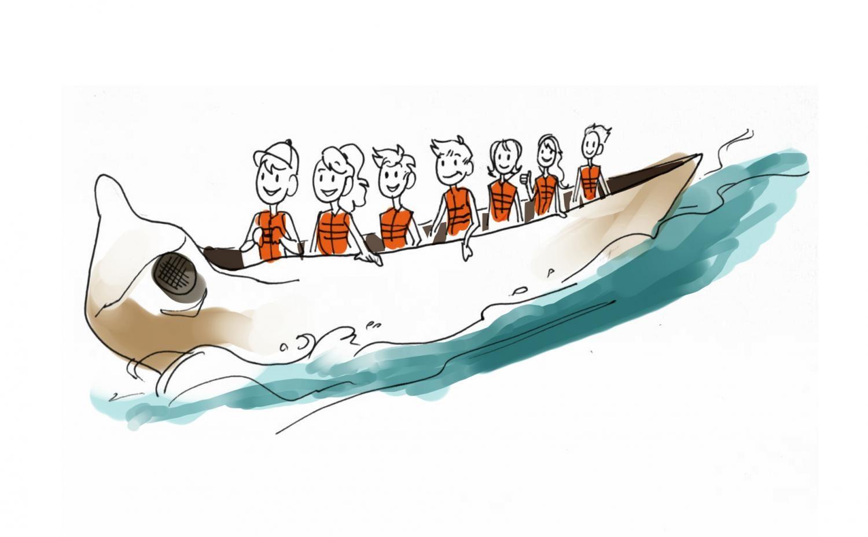 Illustration by Haley King