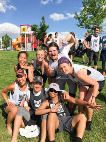 Whitman Women's Frisbee: Sweets Take Nationals