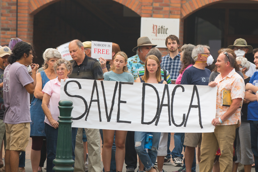 Walla Walla calls for hope, action in response to DACA announcement