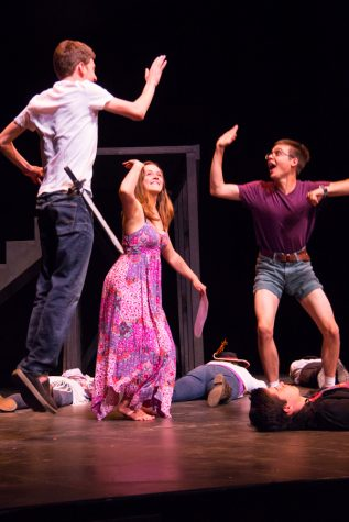 Antigo Nick Contemporizes Greek Tragedy