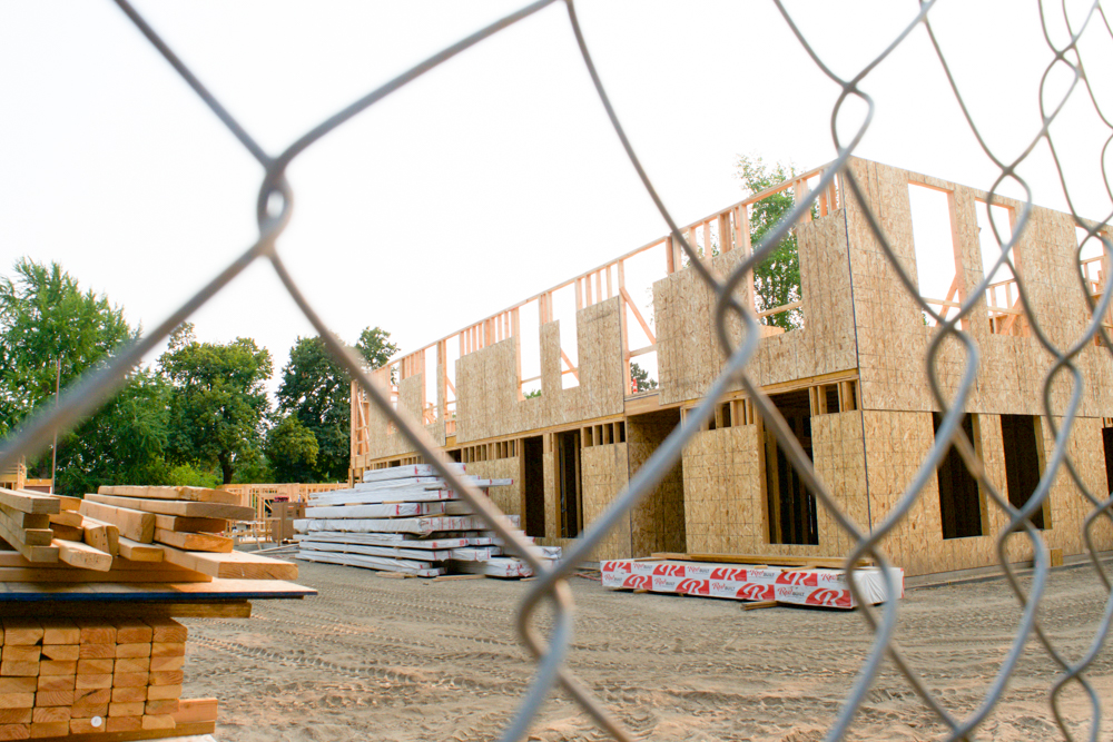 New Sophomore Dorm to be Completed Fall '18