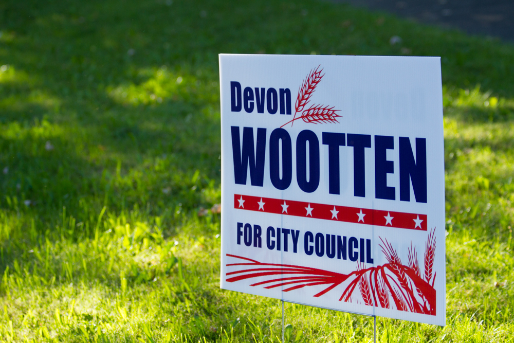LLC Manager Devon Wootten Running for City Council