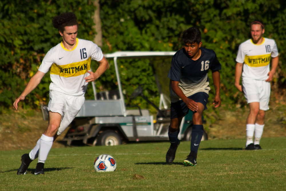 Youth Movement: Men's Soccer Takes on New Look