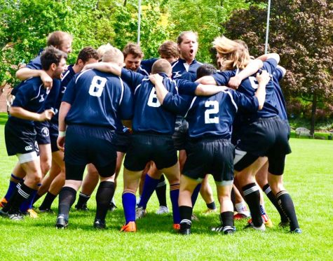 Rugby on the Rise