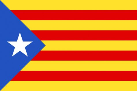Wiki Commons - Catalonian flag