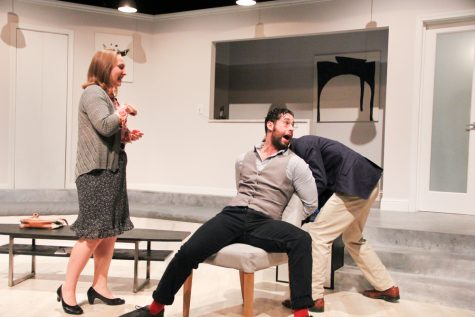 """Mr. Kolpert"" Brings Dark Humor to Stage"