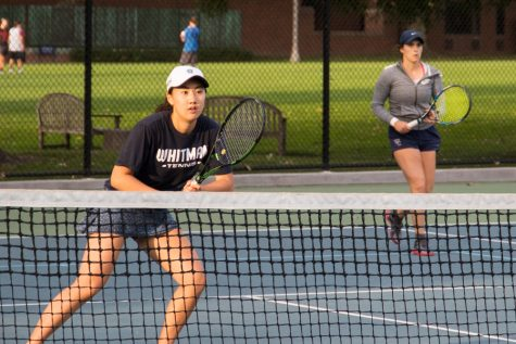 Whitman Tennis: Triumph in the ITA Tournament