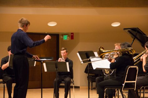 Fall Composers Concert: A Showcase of Musical Talent