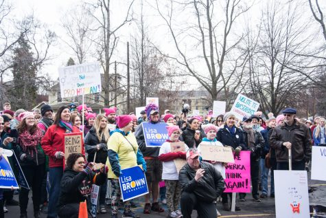 Women's March on Walla Walla: Take II