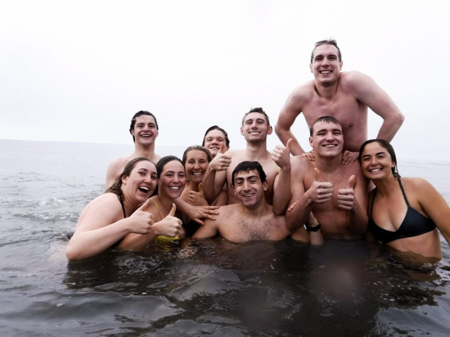 Four+Swimmers+Share+Stories+from+Training+Trip
