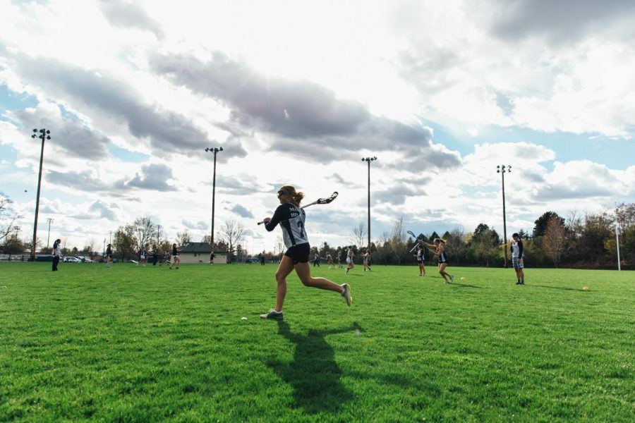 New Coach and High Hopes for Lax
