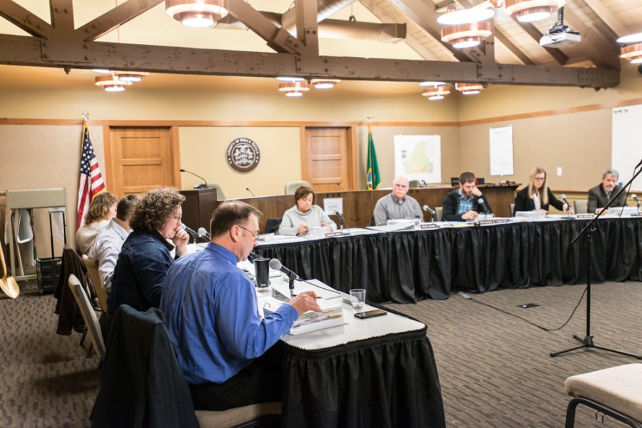 Community, Commissioners, Respond to Water Bottling Proposal