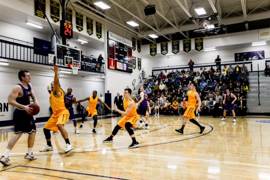 Men's Basketball Ready for Post-Season